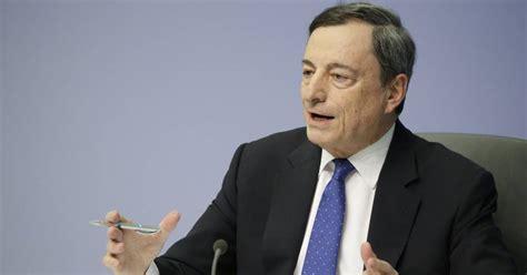 Banco Central Europeo: Draghi mantiene el tipo   Opinión ...