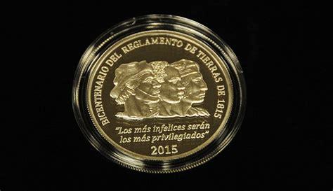 Banco Central presentó moneda conmemorativa del ...