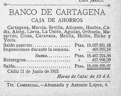 Banco de Cartagena | Aportes para una Historia de la Banca ...