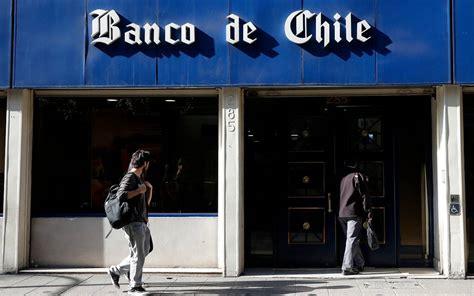 Banco de Chile fortalecerá sistemas de seguridad tras ...