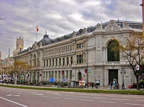 Banco de España a Madrid - I Love Madrid