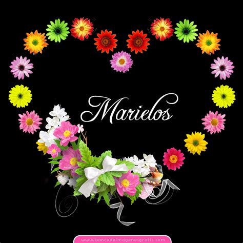 BANCO DE IMÁGENES: 50+2 postales de corazón con flores y ...