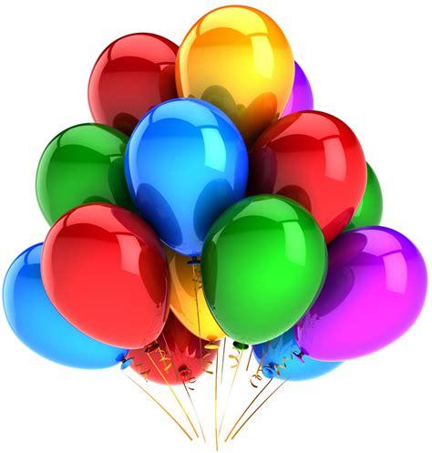 BANCO DE IMÁGENES: Imágenes de cumpleaños con globos de ...
