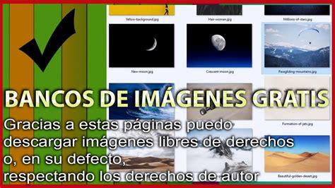 BANCO DE IMÁGENES LIBRES IMÁGENES GRATIS PARA USO PERSONAL ...