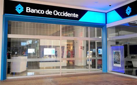 Banco de Occidente facilita el manejo de operaciones ...