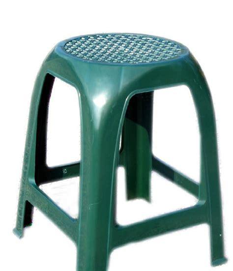 Banco De Plastico Summer Verde - $ 79.00 en Mercado Libre