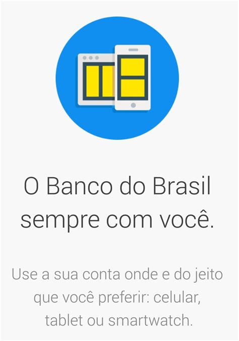 Banco do Brasil agora abre conta pelo celular   Conta Corrente