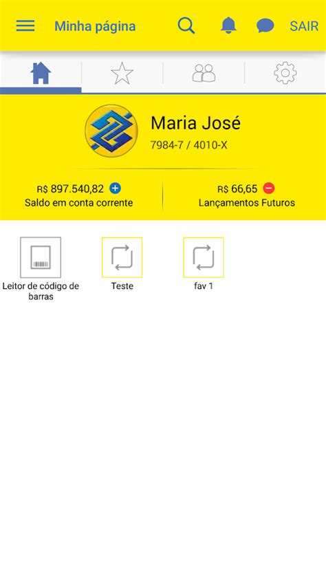 Banco do Brasil - Android Apps on Google Play