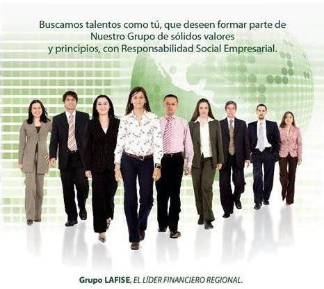 Banco LAFISE - Empleos en Honduras