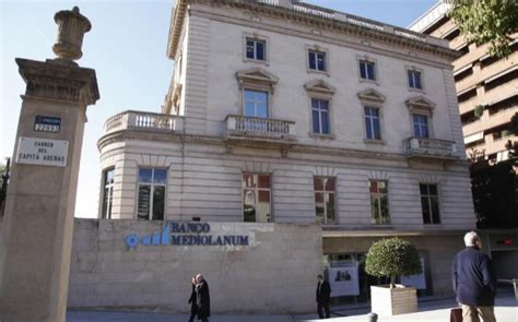 Banco Mediolanum traslada su domicilio social de Barcelona ...