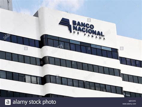 Banco Nacional de Panama, Panama city, Panama Stock Photo ...