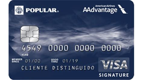 Banco Popular / AAdvantage - Benefits - American Airlines