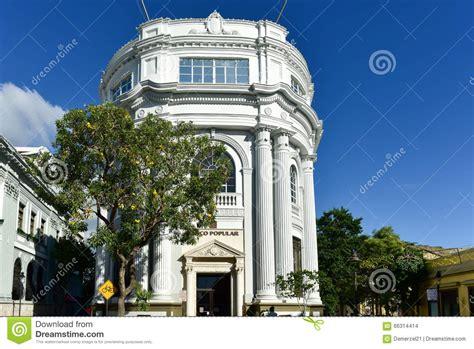 Banco Popular - Ponce, Puerto Rico Editorial Stock Image ...