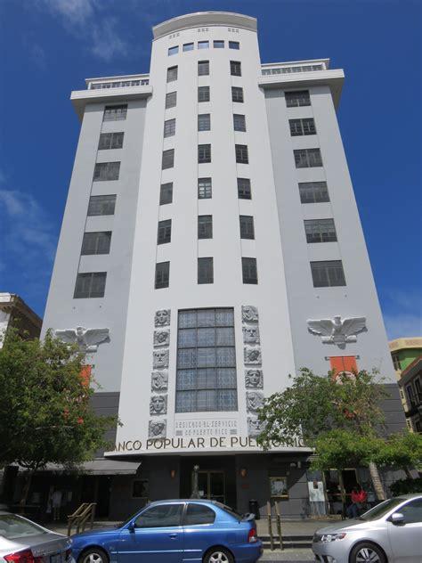 Banco Popular, San Juan, PR | Ma was here...Puerto Rico ...
