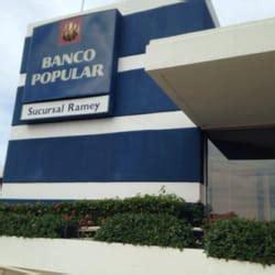 Banco Popular Sucursal Ramey   Crédit & Banques   245 Belt ...