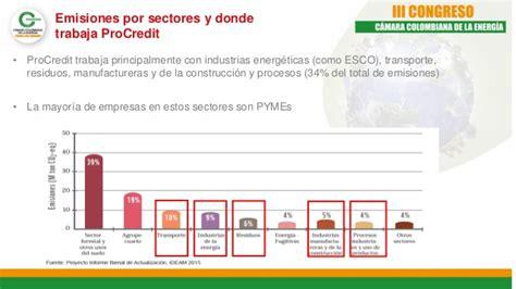 Banco ProCredit comprometido con los retos energéticos del ...