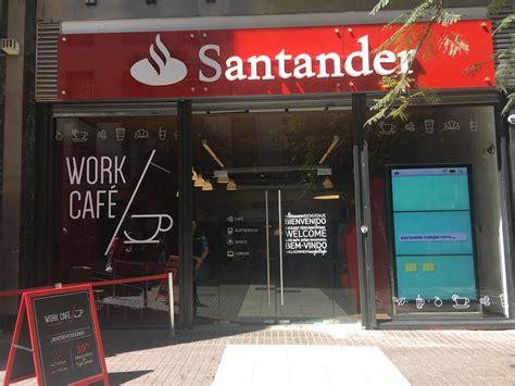 Banco Santander Chile lanza un nuevo concepto de sucursal ...