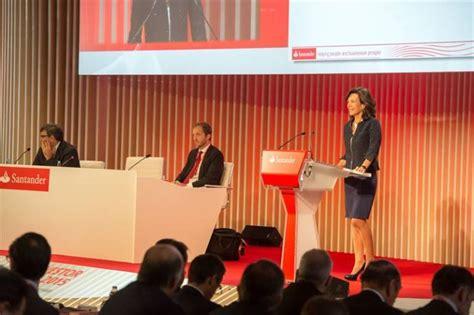 Banco Santander elevó su autocartera hasta el 0,279% al ...