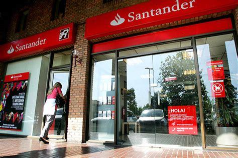 Banco Santander nuevamente se queda sin sistema para ...