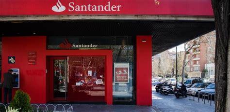 Banco Santander prescindirá de algo más de 1.660 puestos ...