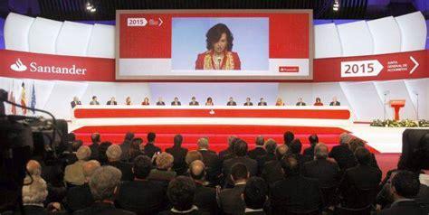 Banco Santander reduce su beneficio un 5% por el tipo de ...