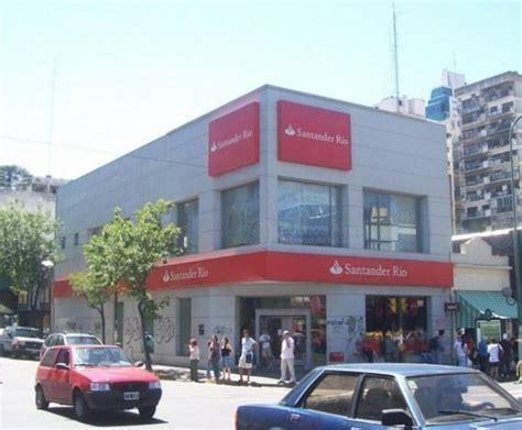 Banco Santander Río   Sucursal Nº 14 Belgrano   Buenos Aires
