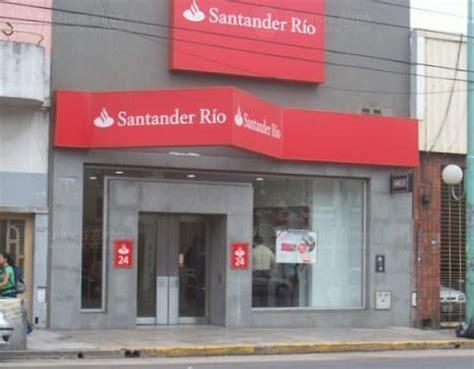Banco Santander Río   Sucursal Nº 367 Av. Triunvirato ...