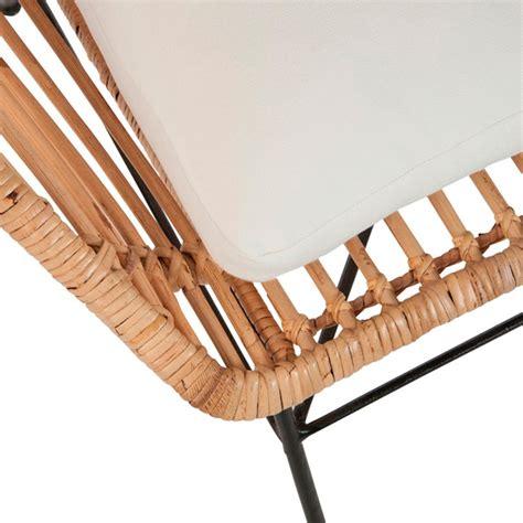 Banco Terraza Mimbre | Muebles | Gourmandise Concept Market