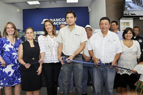 Banconal inaugura sucursal en el distrito de Cañazas ...