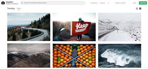 Bancos de imágenes libres para fotógrafos y creativos ...
