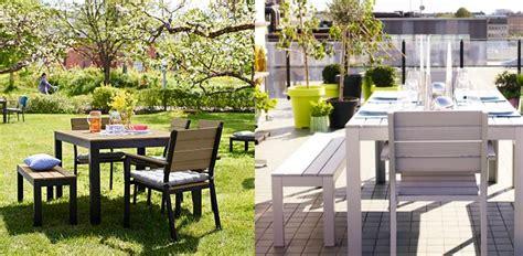 bancos de jardin ikea falster   mueblesueco