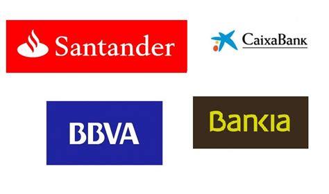 Bancos más grandes de España
