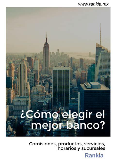 Bancos México