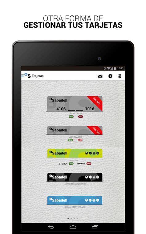 BancSabadell - Aplicaciones de Android en Google Play
