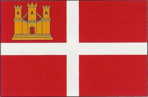 Bandera de Alcazar de San Juan