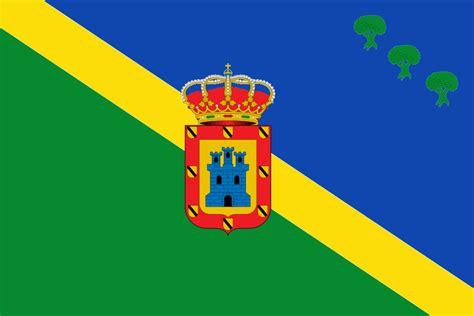Bandera de Huétor Santillán - Banderas de Paises
