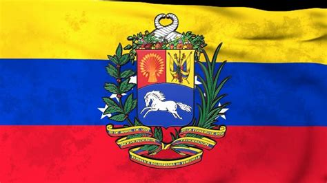 Bandera de la republica bolivariana de Venezuela para ...