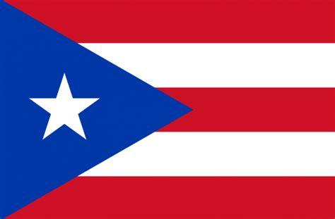 Bandera de Puerto Rico - Turismo.org