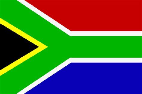 Bandera de Sudáfrica, Sudáfrica Bandera