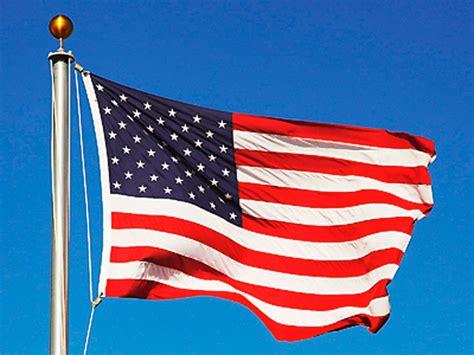 Bandera Estados Unidos De 1.52 X 2.43 Mt Uso Pesado ...
