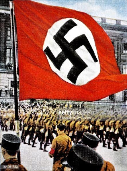 Bandera Nazi Fotografías e imágenes de stock | Getty Images