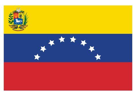 Bandera Oficial de la Republica Bolivariana de Venezuela ...