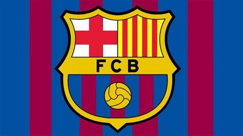 Bandera y Escudo del Fútbol Club Barcelona - Barcelona ...