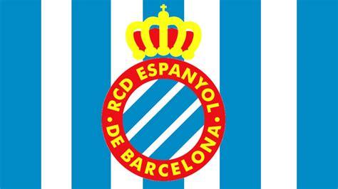 Bandera y Escudo del Real Club Deportivo Espanyol de ...