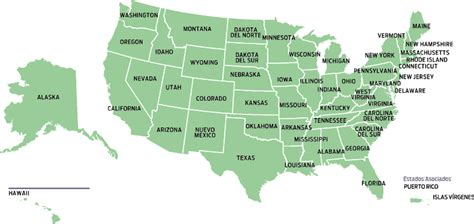 Banderas de los 50 Estados Norteamericanos / Flags of the ...
