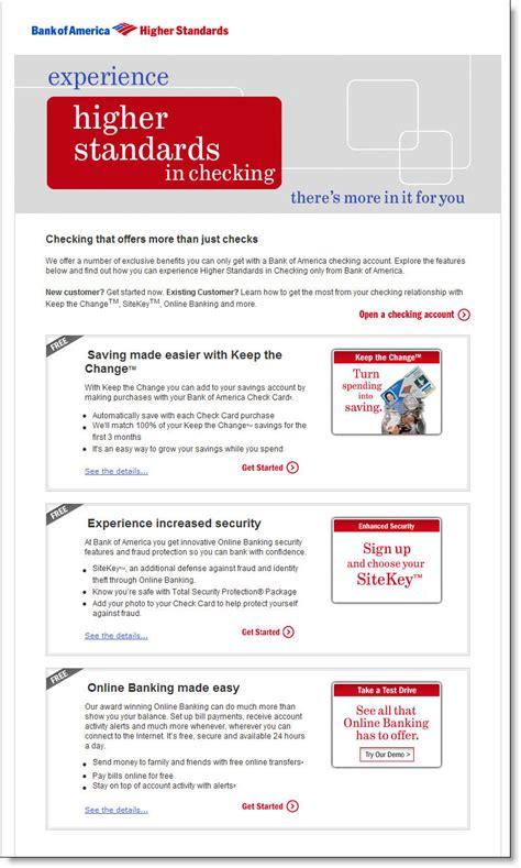Bank of America's Expandable Landing Page - Finovate
