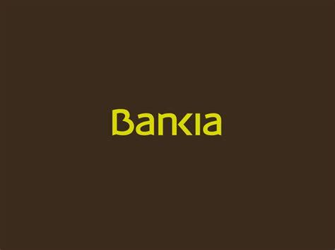 Bankia, nueva marca de Bancaja+Caja Madrid diseñada por ...
