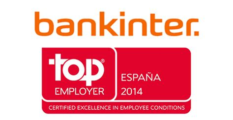 Bankinter, de las mejores empresas para trabajar en España ...