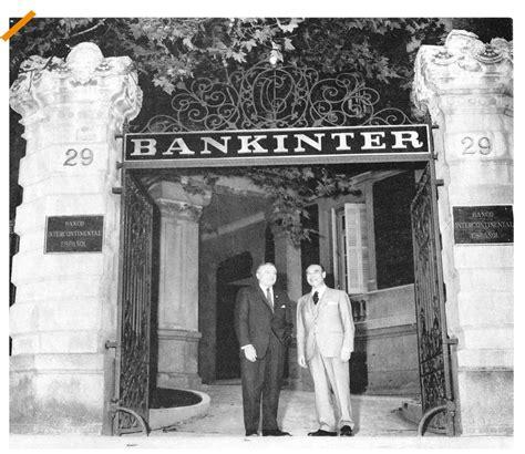 Bankinter Oficinas Madrid. Latest Ing Permite Sacar Dinero ...