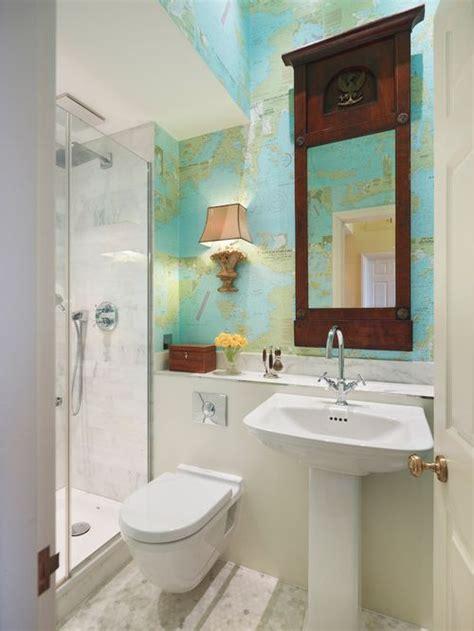 Baños pequeños consejos de diseño y decoración   decoRevista